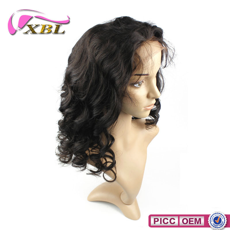No Shedding And Tangle Top 7A Hot Sale Human Hair Wig