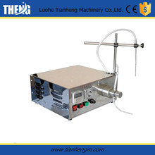 water perfume milk vinegar applied small scale filling machine