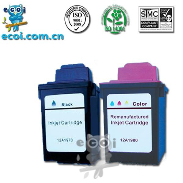 12A1970 12A1980, 70 80 ink cartridge, L70 L80 from zhuhai factory