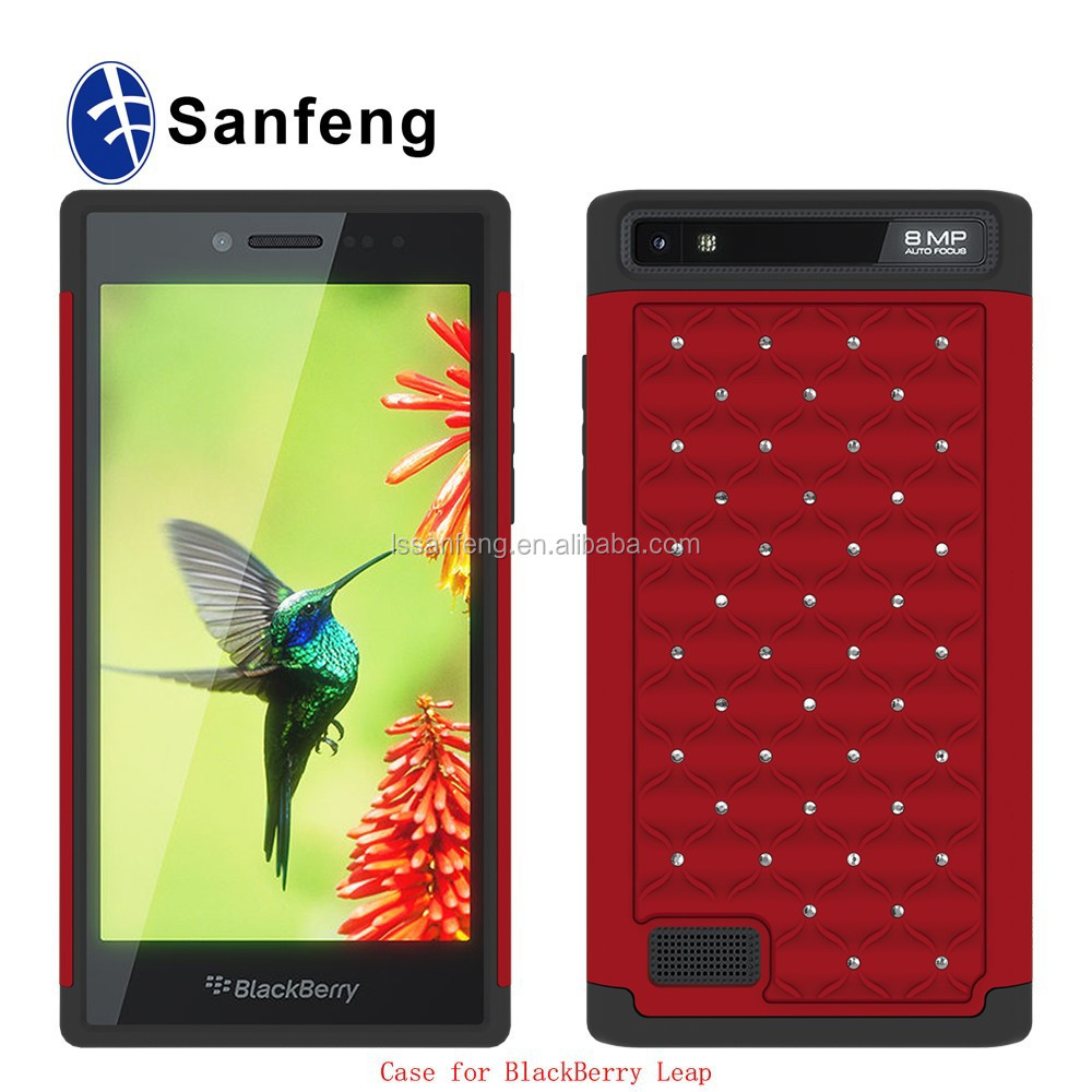 New fashion for Blackberry leap Z20 fancy cell phone case