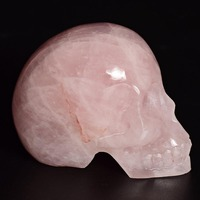 Wholesale Hand Carved Skull For Halloween