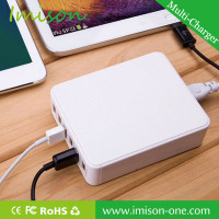 Multi 6 Ports USB Charger Quick Charger 0.6A USB Charger for iPhone iPad Samsung Galaxy Pad