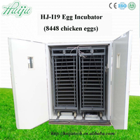 Monthy top selling farm machinery gears cheap industrial egg incubators On promotion HJ-I19