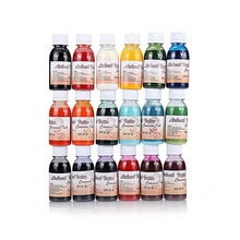 100ml/bottle tattoo UV/Fluorescent/Neon ink wholesale Golden Phoenix Temporary Airbrush Tattoo Ink airbrush Tattoo Common Ink