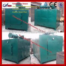 2014 famous Azeus brand widely used activated carbonization kiln furnace