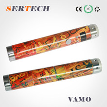Newest Variable voltage 3.0-6.0V and variable wattage 3-15W e cig Vamo V2 vamo v3 with factroy price