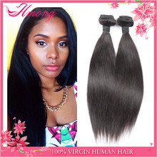Grade 7A One Donor Remy Human Hair 27 Piece Human Hair Weave