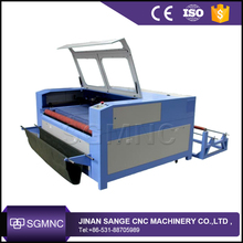Low cost plastic laser cutting machine , 3d laser engraving machine with co2 laser tube
