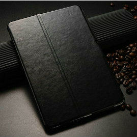 Fashion stand leather cover for ipad mini,metal case for ipad mini with high quality,hot selling back cover for ipad mini