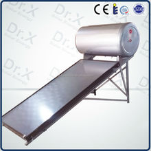 low price of compact non-pressurized plastic solar pool heater collectors