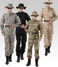 Wholesale OEM military uniforms ACU american used camouflage army uniforms