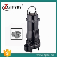 WQK water pump price philippines sewage lifting pump cheap water pump