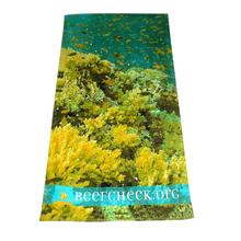 China Supplier Printed Colorful Beach Towel
