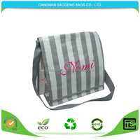 Low Cost High Quality beach shoulder bag,promotional shoulder bag