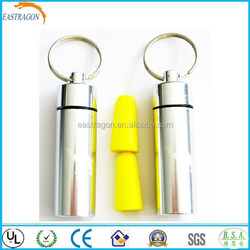 PU Safety Silent Ear Plugs