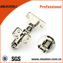 Hot sale! 18 years reliable supplier Small hydraulic soft closing adjustable locking hinge