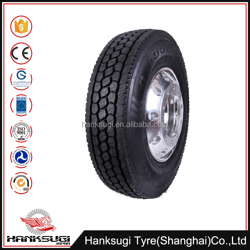 reliable supplier 295 75 22.5 truck tire