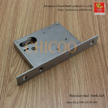 china supplier 50mm Stainless Steel 304 Mortice Lock,lock latch, Hook lock