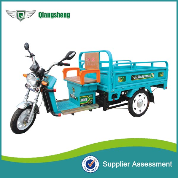 cargo loading electric battery trike in bangladesh