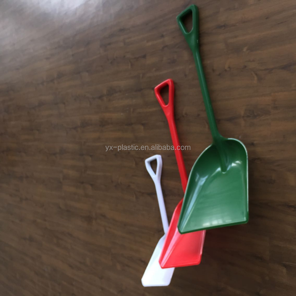 110cm long Plastic Farming tools grain shovel for sale