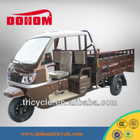 250cc 2 Passengers seat truck cargo tricycle