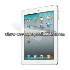 Manufacturer 3 layer TPU & PET Anti-shock Screen Protector for ipad mini