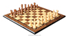 Azerbaijan Baku Chess World Cup Employ Wooden Chess Game