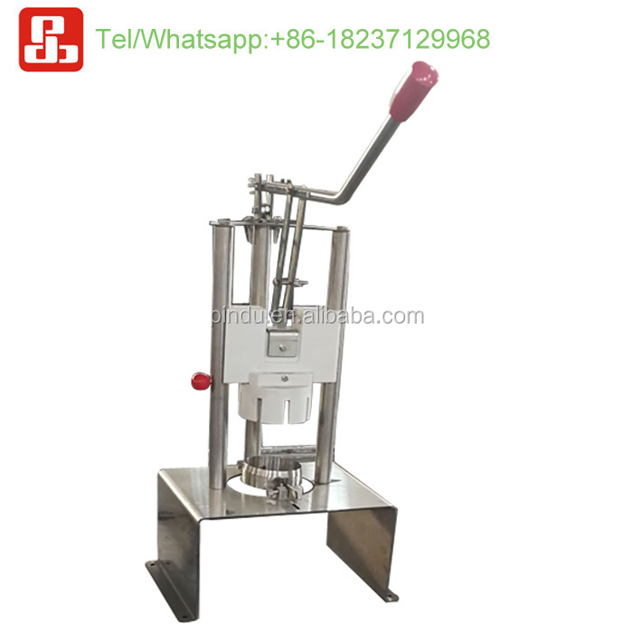 manual commercial pineapple corer/food <strong>fruit</strong> and vegetable processing machine