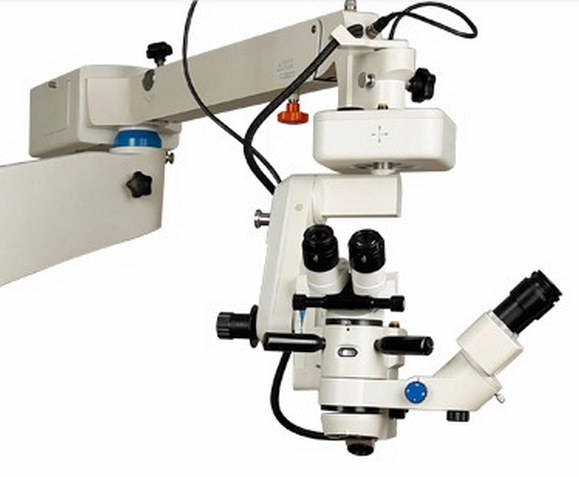CE & FDA Approved Zoom Magnification Ophthalmic Surgical Microscope with Cheap Price