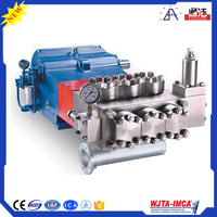 Oil Well Clean High Pressure Pump Made In China Hot Sale