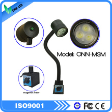 IP54 led work light 24V magnetic base for cnc machine 5W