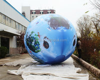 new design led light inflatable planets for sale