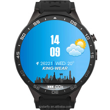 Unlocked 3G Smart Watch Mobile Phone KW88 Hand Watch Quad Core 4G ROM Android 5.1 OS Free App Downloads