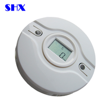 Home Security Safety CO Gas Carbon Monoxide Alarm Poisoning CO Gas leak Detector