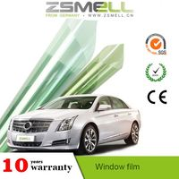 High heat solar film with CE/SGSO/IESO certificate 3m window tint
