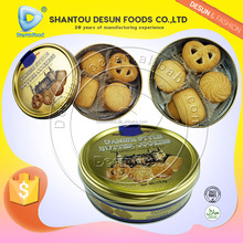 Chinese danish wholesale butter cookies