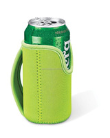 Neoprene Beer Can Glove with Handle Can Cooler Sleeve