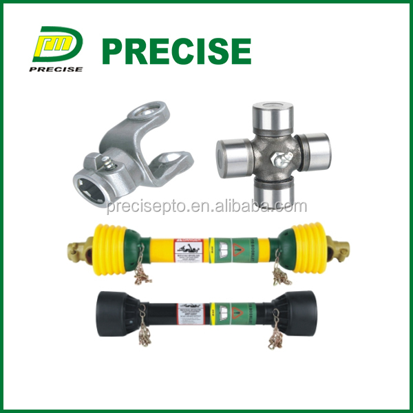 agricultural machinery parts transmission cardan tractor clutch spline driveline shaft