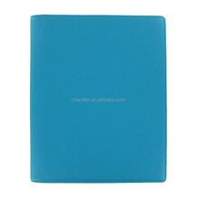 Hot Sale Notebooks PU Synthetic Leather Cover / Leather Portfolio Cover Suppliers