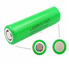 3.6v AAA Lithium Battery 3500mah 10A LG MJ1 18650 Battery/LG MJ1 3500mAh 10A 3.7V High Drain Cell INR18650