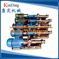 Sanitary Mono Screw Progressive Displacement Cavity