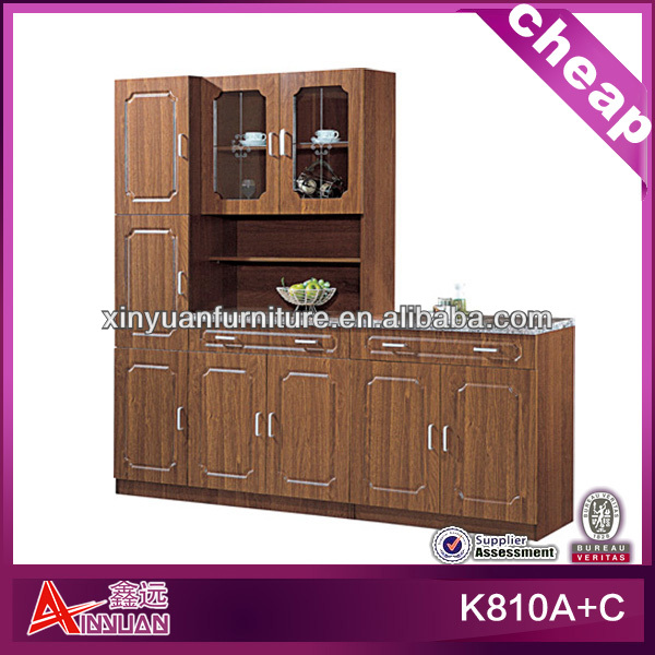 K810A+C wholesale Philippines antique shallow kitchen cabinets