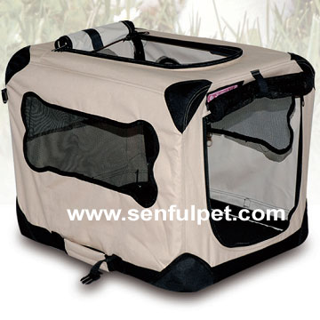 Latest Comfortable Pet Accordion kennel