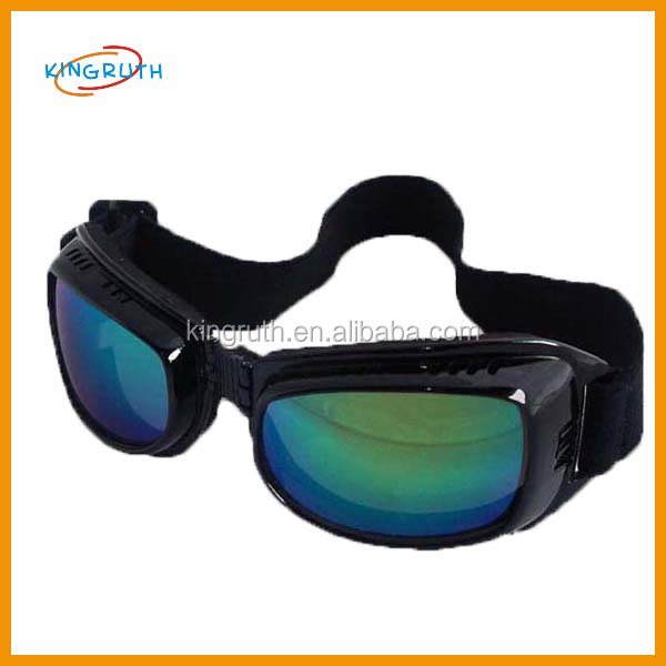 Custom motorcycle dirt bike goggles
