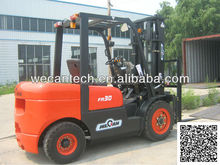 New Condition and Diesel Engine Power Souce 3 ton lift truck