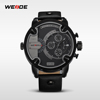 Weide Mens Waterproof Quartz Watch, Wrist Watch for men, men watch wholesale
