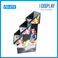 Fashion design Cardboard fruit floor display rack