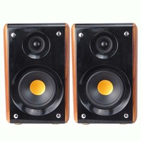 Professional Hifi Active 2.0 shelf home multimedia speakers
