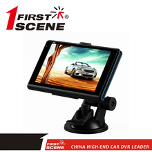 "Firstscene Factory Supply 5"" Wince Car GPS Free Map AVIN Rear Camera Bluetooth Hand Free Call OEM for Eroda E-V2 GPS Navigation"