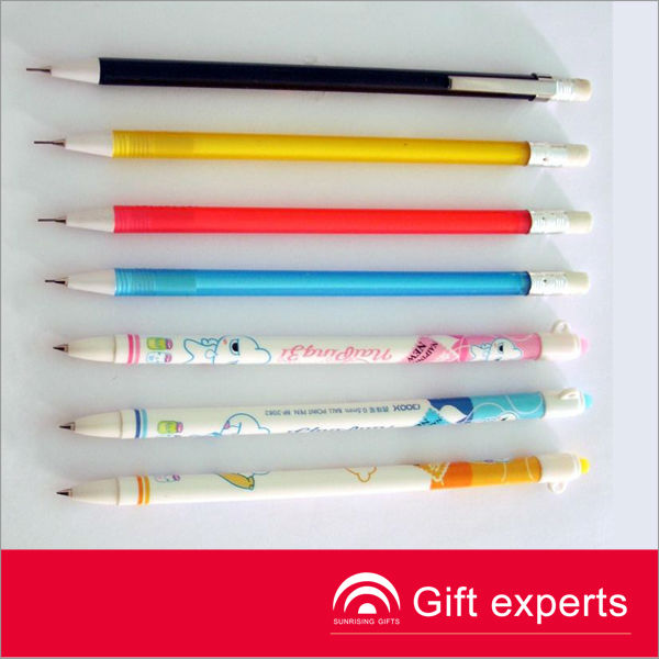 creative slim pencil for promotion